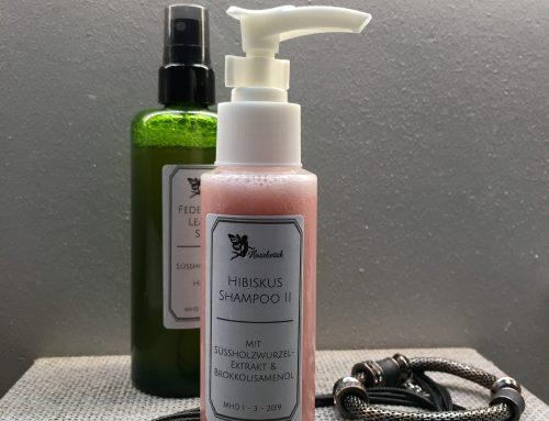Hibiskus Shampoo II